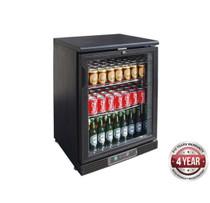 SC148G 130Lt  Single Door Drink Cooler 600mm W x 535 D x 900 H