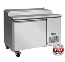 TPB1200 Pizza Prep Bench 470 Litre 1203mm W