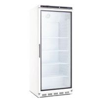 CD088-A Polar C-Series Upright Display Fridge White 600Ltr