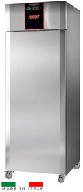 AF07PKPLUSMBT Mastercool Stainless Steel Upright Freezer 700 Ltr. Italian Made.