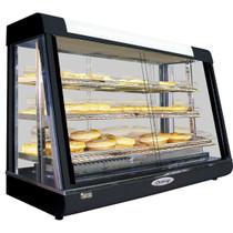 Pie Warmer & Hot Food Display - PW-RT/660/TG