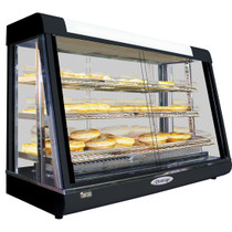 PW-RT/660/TG Pie Warmer & Hot Food Display  660mm W x 440 D x 655 H