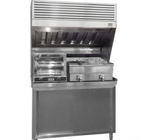 HOOD1000A Bench Top Filtered Hood - 1000mm