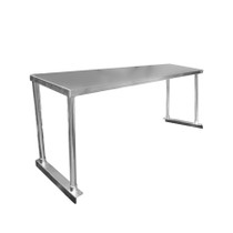1200-WBO1 Single Tier Workbench Overshelf - 1200mm Wide