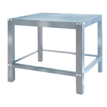 TP-2-S Stainless Steel Pizza Oven Stand to suit Prima Food Pizza Ovens