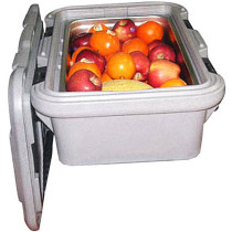CPWK007-28 Insulated Top Loading Food Carrier  6.8 Ltr 440mmW×380D×205H