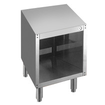 JUS600 S/S stand for Gammax JUS Grill & Griddle and JUS-TY-2 Dry Bain Marie
