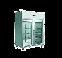 GN1410TNG GRAND ULTRA Double Glass Door Upright Fridge 1400 L