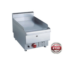 JUS-TRG40 GASMAX Benchtop Single Burner Griddle 400mm W