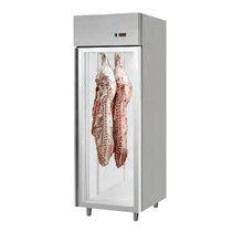 MPA800TNG Large Single Door Upright Dry-Aging Chiller Cabinet 740mm Width
