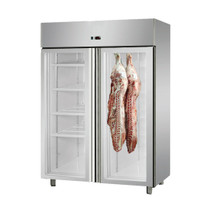 MPA1410TNG Large Double Door Upright Dry-Aging Chiller Cabinet