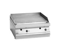 FTG7-10L Fagor 700 Series Natural Gas Mild Steel 2 Zone Fry Top 700mm W x 775 D x 290 H