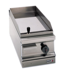 FTG-C7-05L Fagor 700 Series Natural Gas Chrome 1 Zone Fry Top