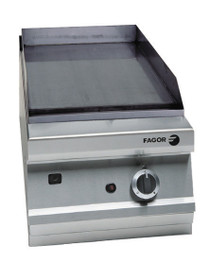 FTG9-05L Fagor 900 Series Natural Gas Mild Steel 1 Zone Fry Top