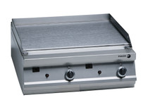 FTG9-10L Fagor 900 Series Natural Gas Mild Steel 2 Zone Fry Top