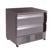 CBR2-3 Flexdrawer Counter 265 Litre  1230 mm W x 700 D x 830 H