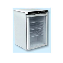 FED145G 145Ltr Underbench Chiller with Glass Door 506mm W x 567 D x 850 H