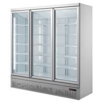LG-1500GBM 1530Ltr Triple Glass Door Colourbond Upright Drink Fridge Bottom Mounted 1880mm W