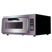 TEP-1AKW Electric Pizza Oven Single Layer Deck Computer Version
