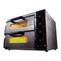 TEP-2SKW Electric Pizza Oven Double Deck