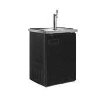 UBD-1 Single Door Underbar Direct Draw Dispenser 1 Barrel