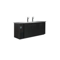 UBD-3 Triple Door Underbar Direct Draw Dispenser 3-Barrel