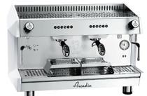 ARCADIA-G2 ARCADIA Professional Espresso machine SS polish white 2 Group