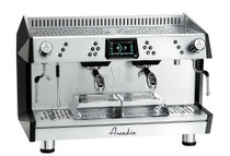 ARCADIA-G2DP Professional Espresso Machine SS 2 Group PID with Display