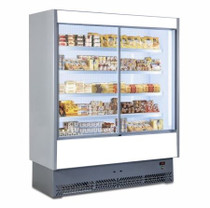 Mastercool Italian Sliding Door Multi Deck Vertical Display Chiller 1600mm VS60150CA