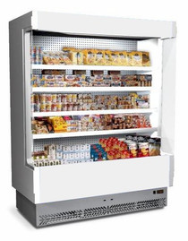 Mastercool Italian Multi Deck Vertical Open Display Chiller 1580mm V80150CA