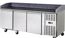 THPZ3600TN 3 Door Refrigeration with Marble Benchtop