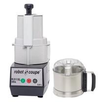 R211 XL Ultra Robot Coupe Food Processor 2.9 Litre Bowl includes 4 discs