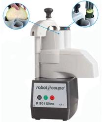 R301 Ultra Robot Coupe Food Processor 3.7 Litre Bowl includes 4 discs