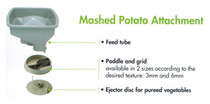 ROBOT COUPE 6mm Mashed Potato Attachment