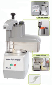 ROBOT COUPE CL40 Vegetable Preparation Machine