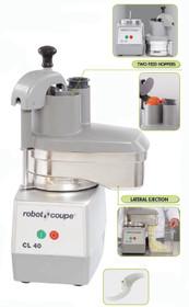 ROBOT COUPE CL40 Vegetable Preparation Machine