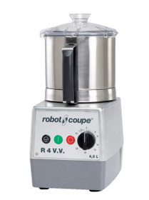 R4 VV ROBOT COUPE Table Top Cutter Mixer 4.5 Ltr