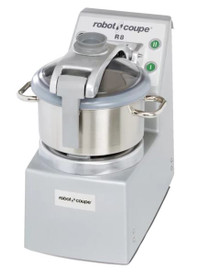 R8 Robot Coupe 8 Ltr Table Top Cutter Mixer  (3 Phase)