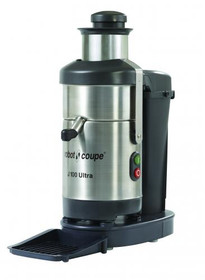 J100 Robot Coupe Ultra Automatic Juice Extractor 7.2 L Pulp Container