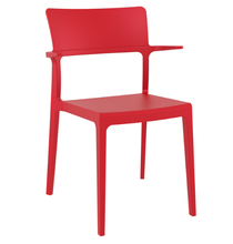 Plus Chair - Red