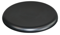 Gentas 340 Dia Round Stool Top - Black