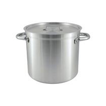 Chef Inox Premier 12Lt Aluminium Stockpot - 240mm x 240mm x 4mm
