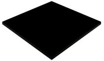 Gentas Black Duratop 700x700 mm Square