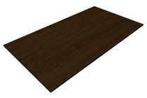 CL Wenge 600x800 mm Rect - 12mm