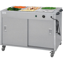 YC-3 Gastronorm Chilled Food Service Cart  1060mmW x 668D x 900H