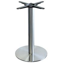 Alexi S/S 450mm Dia. Table Base