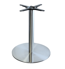 Alexi S/S 600mm Dia. Table Base