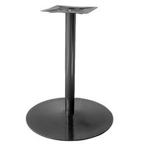 Coral Round Table Base - Powder Coated
