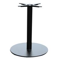 Disco Table Base 600 Dia - Black