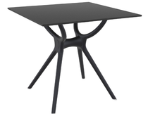 Air Table Top Black 800x800
